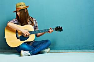 ギター アコギ