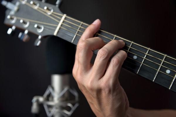 ギターFコード