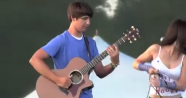 15歳の天才ギタリスト
