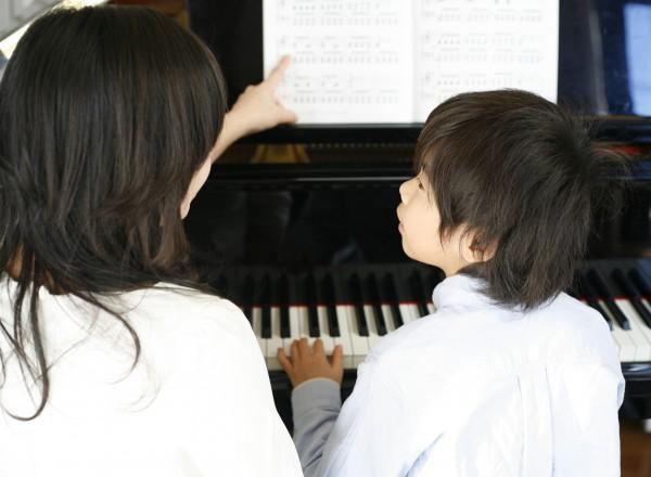 ピアノ レッスン 楽譜