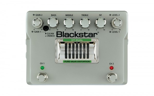 Blackstar HT-DUAL DS-2 使い方