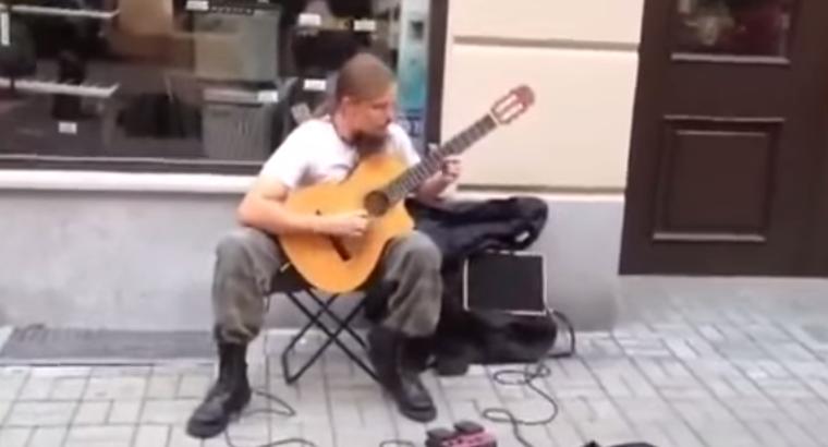 クラシックギター速弾き神業