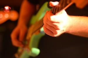 エレキギター 作曲