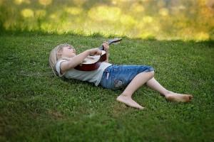 ギター,姿勢,フォーム