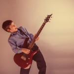 ギター,エレキギター,チョーキング