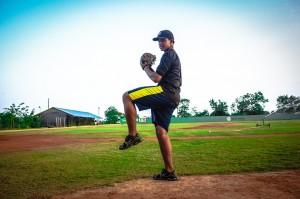 野球,フォーム,ピッチャー