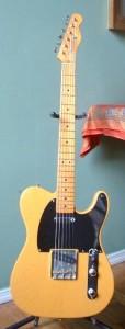FenderTelecaster