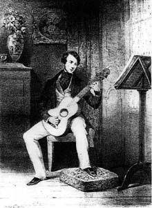Matteo Carcassi,マッテオ・カルカッシ,クラシックギター