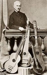 Napoleon Coste,ナポレオン・コスト,クラシックギター