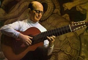 ナルシソ・イエペス,Narciso Yepes,クラシックギター