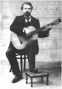 フランシスコ・タレガ,Francisco Tárrega