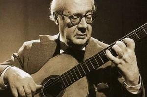 アンドレス・セゴビア,クラシックギター