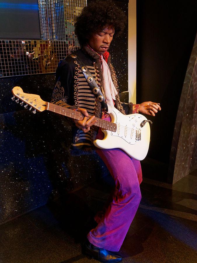 ジミ・ヘンドリックス(Jimi Hendrix)まとめ!経歴・使用ギター・代表作品など