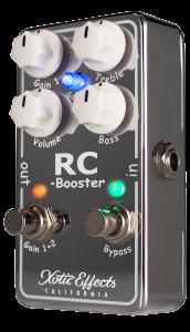 Xotic,RCB-V2,エキゾチック,エフェクター