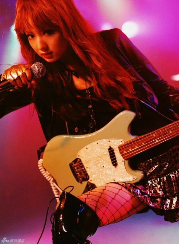 佐々木希,ギター,芸能人