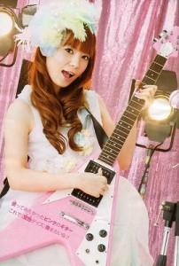 中川翔子,ギター,Char