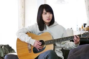 桜庭ななみ,アコギ,弾き語り,ギター