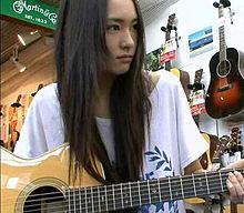 新垣結衣,ギター