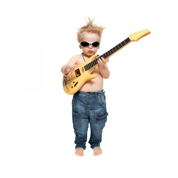 子供,ギター,ミニギター
