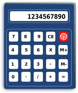 電卓 計算