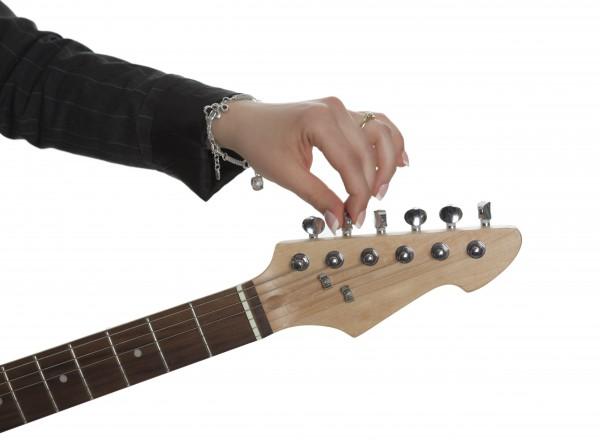 ギター チューニング