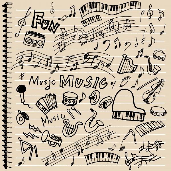 楽譜ノート