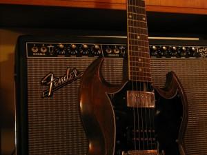 ギター SG フェンダー