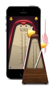 リアル メトロノーム iPhone