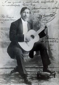 アグスティン・バリオス=マンゴレ,Agustín Barrios Mangoré,クラシックギター