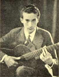 レヒーノ・サインス・デ・ラ・マーサ,Regino Sáinz de la Maza,クラシックギター