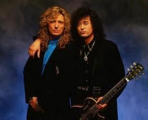 Coverdale Page,Whitesnake,レッド・ツェッペリン