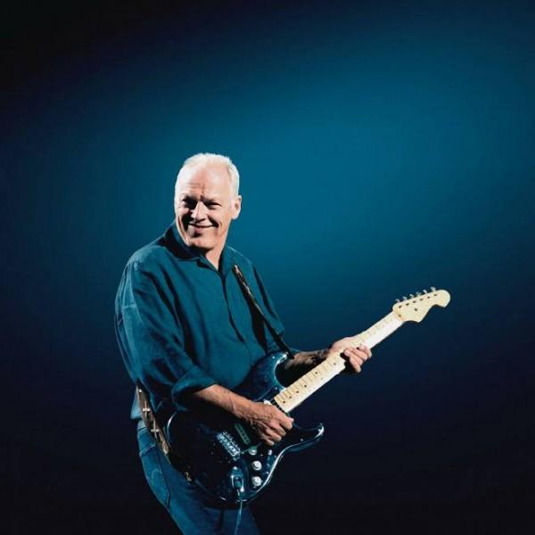 デヴィッド・ギルモア,ギター
